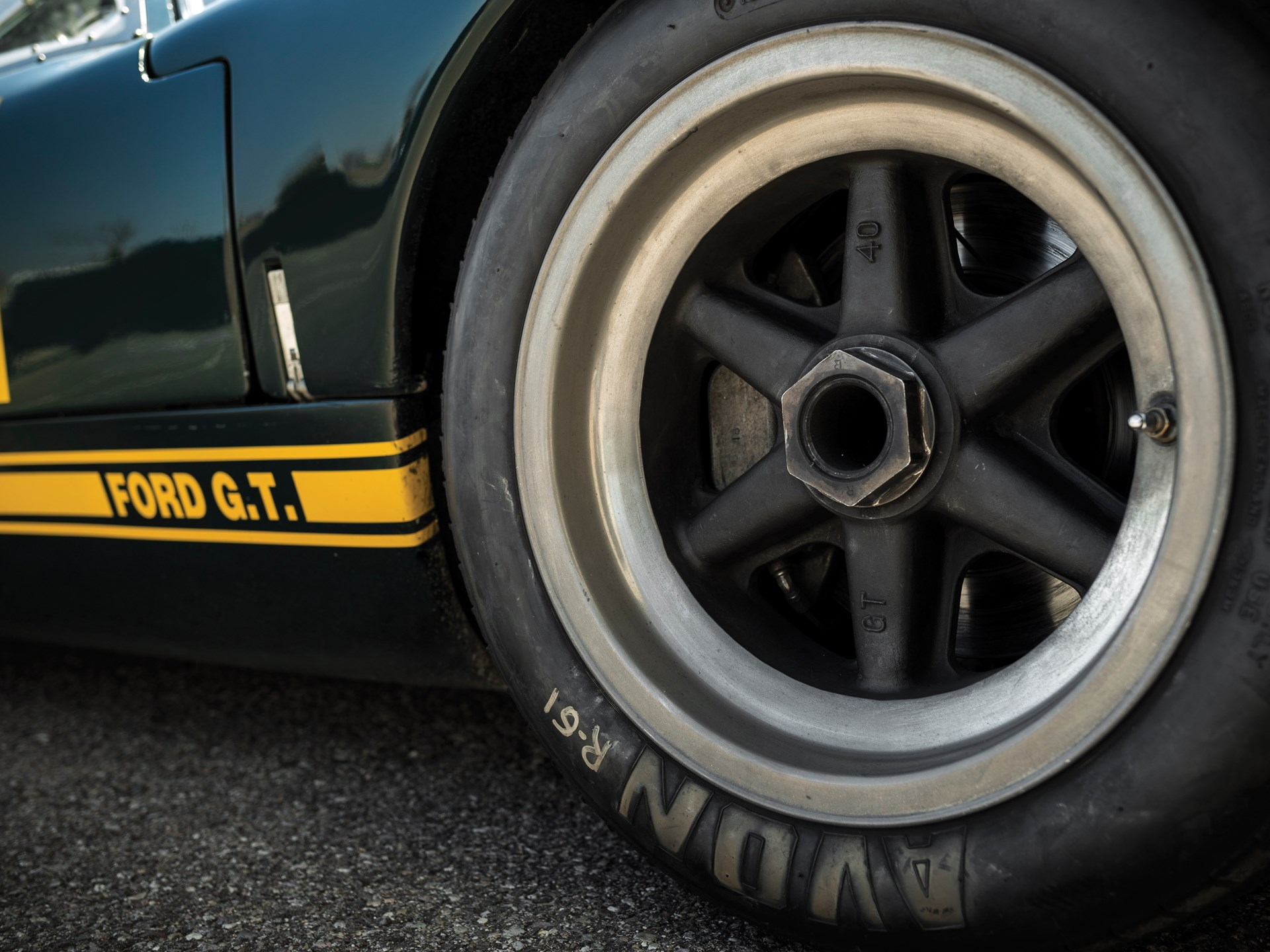 wheels ford gt40 crown concepts Tucson Arizona