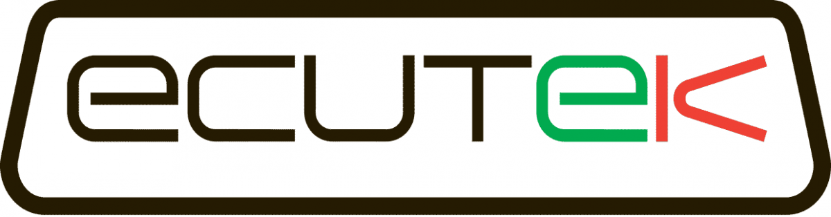 ECUtek Logo black