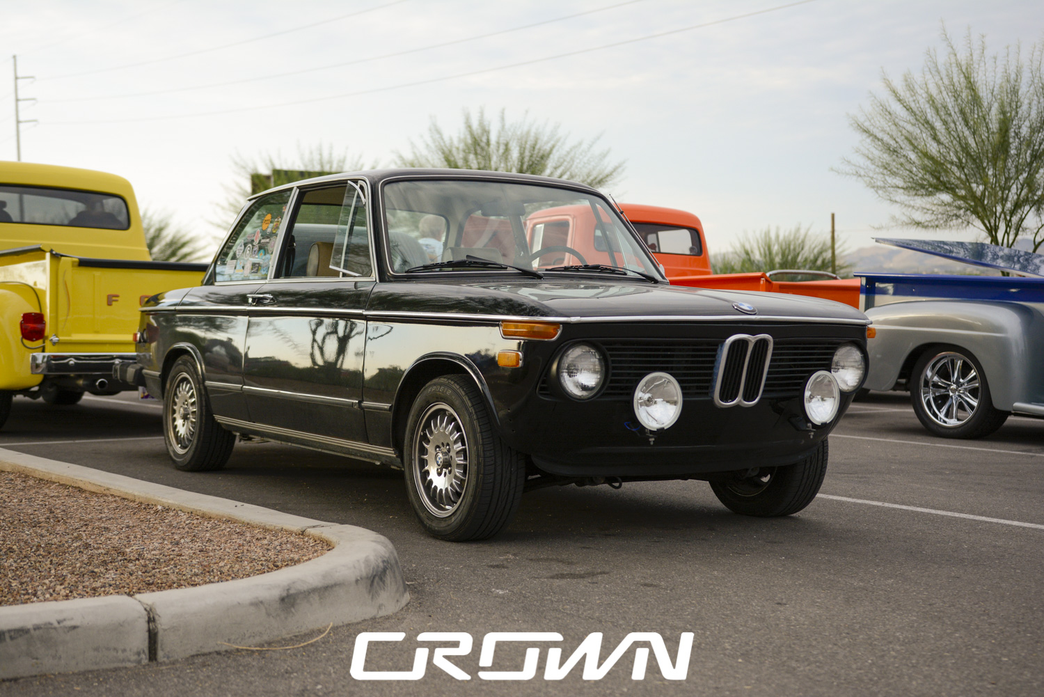 Ben Cajero BMW 2002 at topgolf tucson