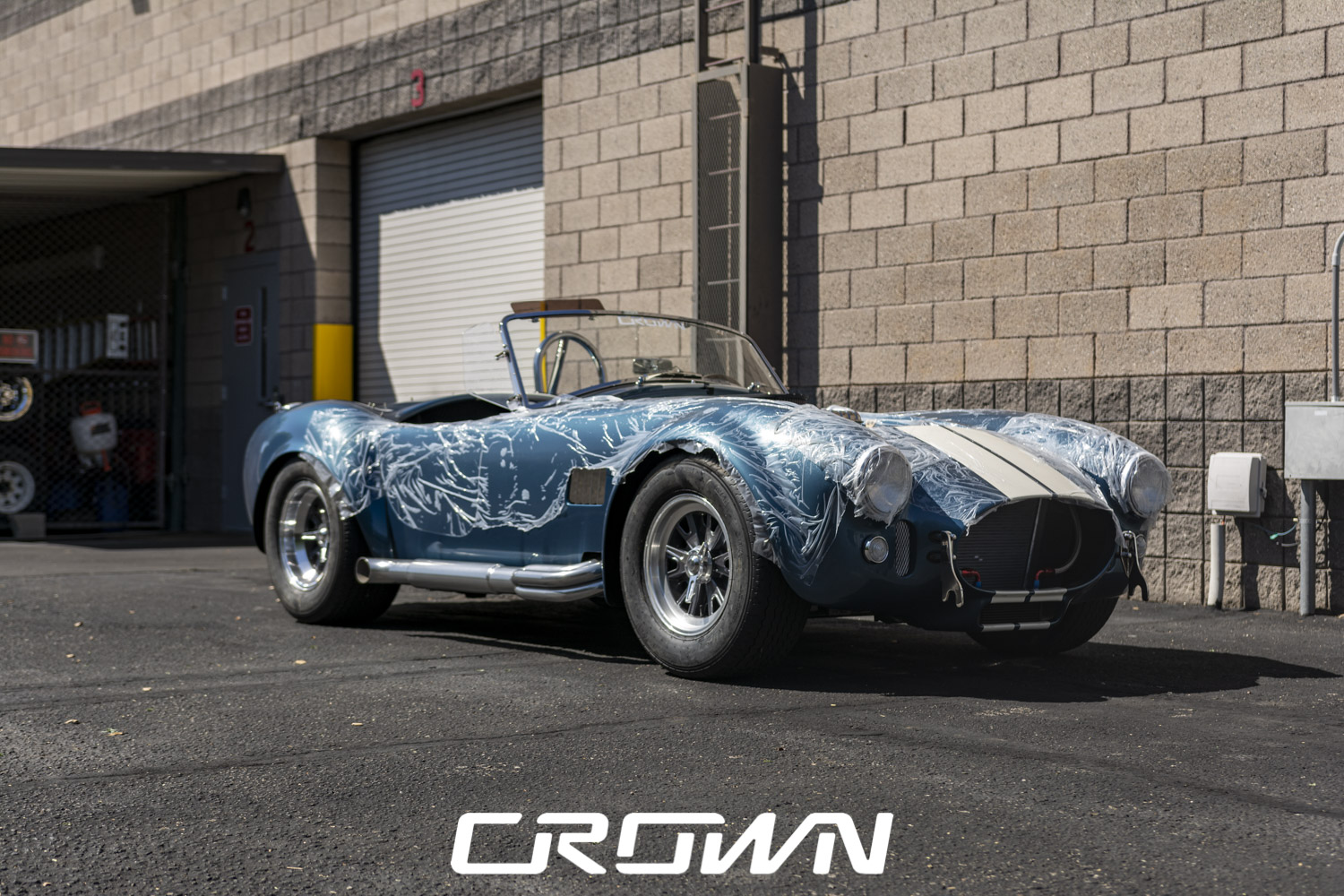 Complete Superformance MKIII Cobra