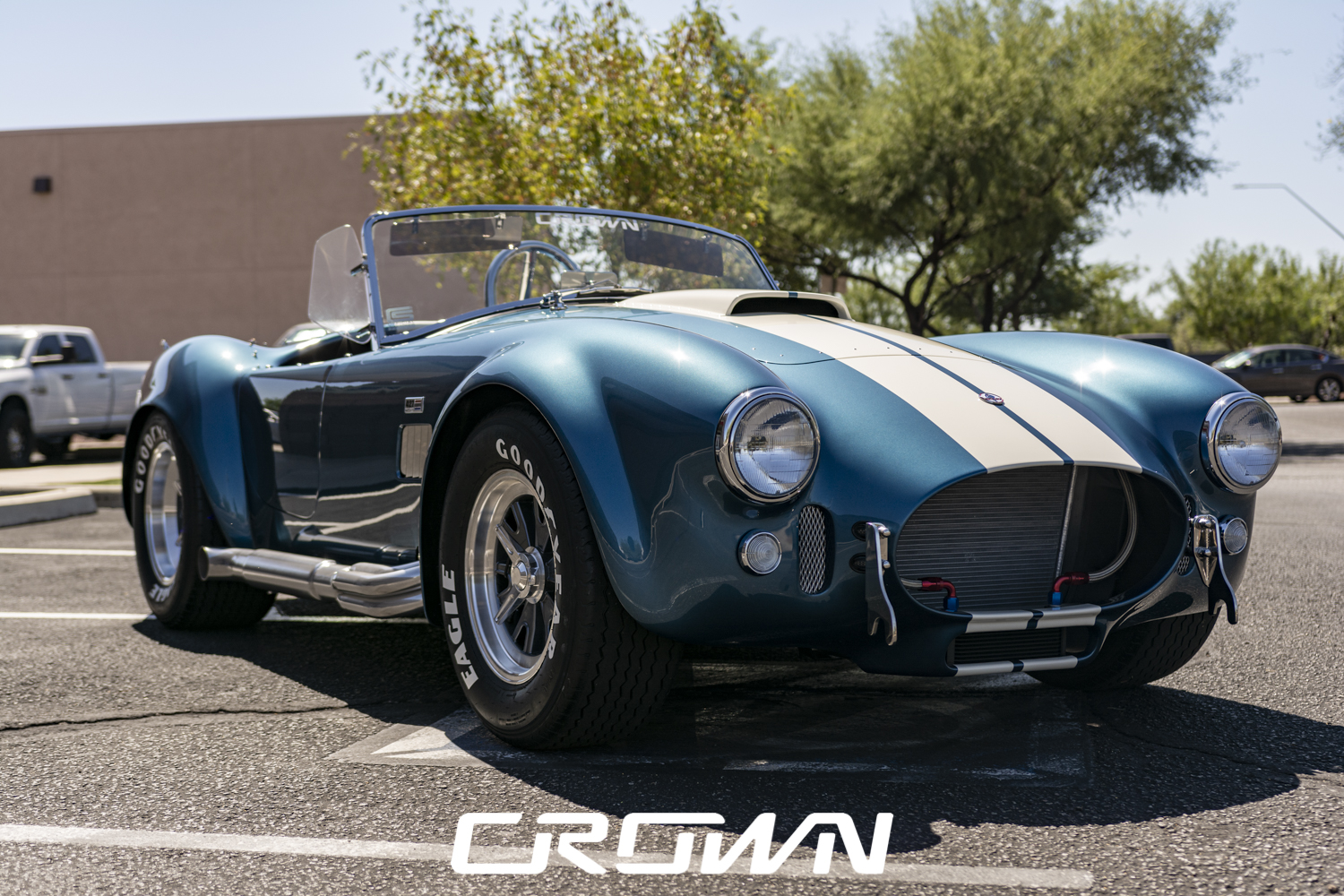 Crown Concepts MKIII Cobra  completed