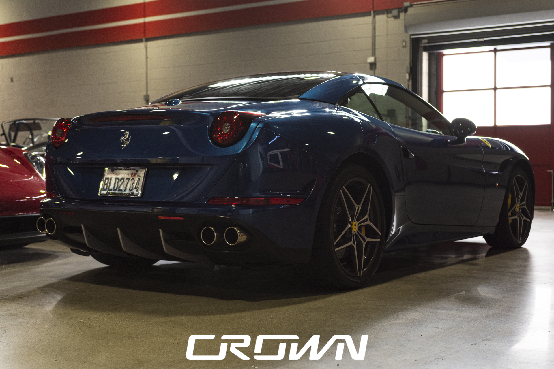 2015 Ferrari California T Specs, Photos and review   Crown ...