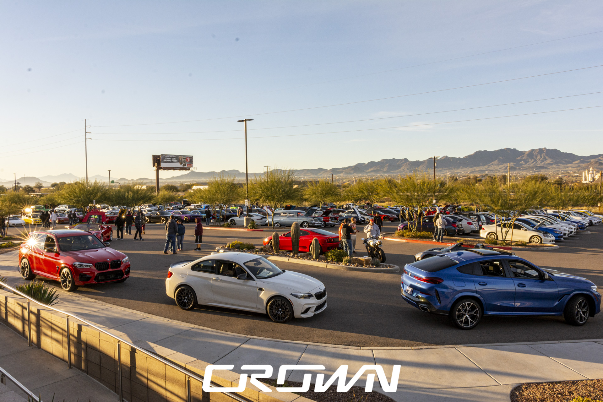 cars and coffee and clubs tucson overview