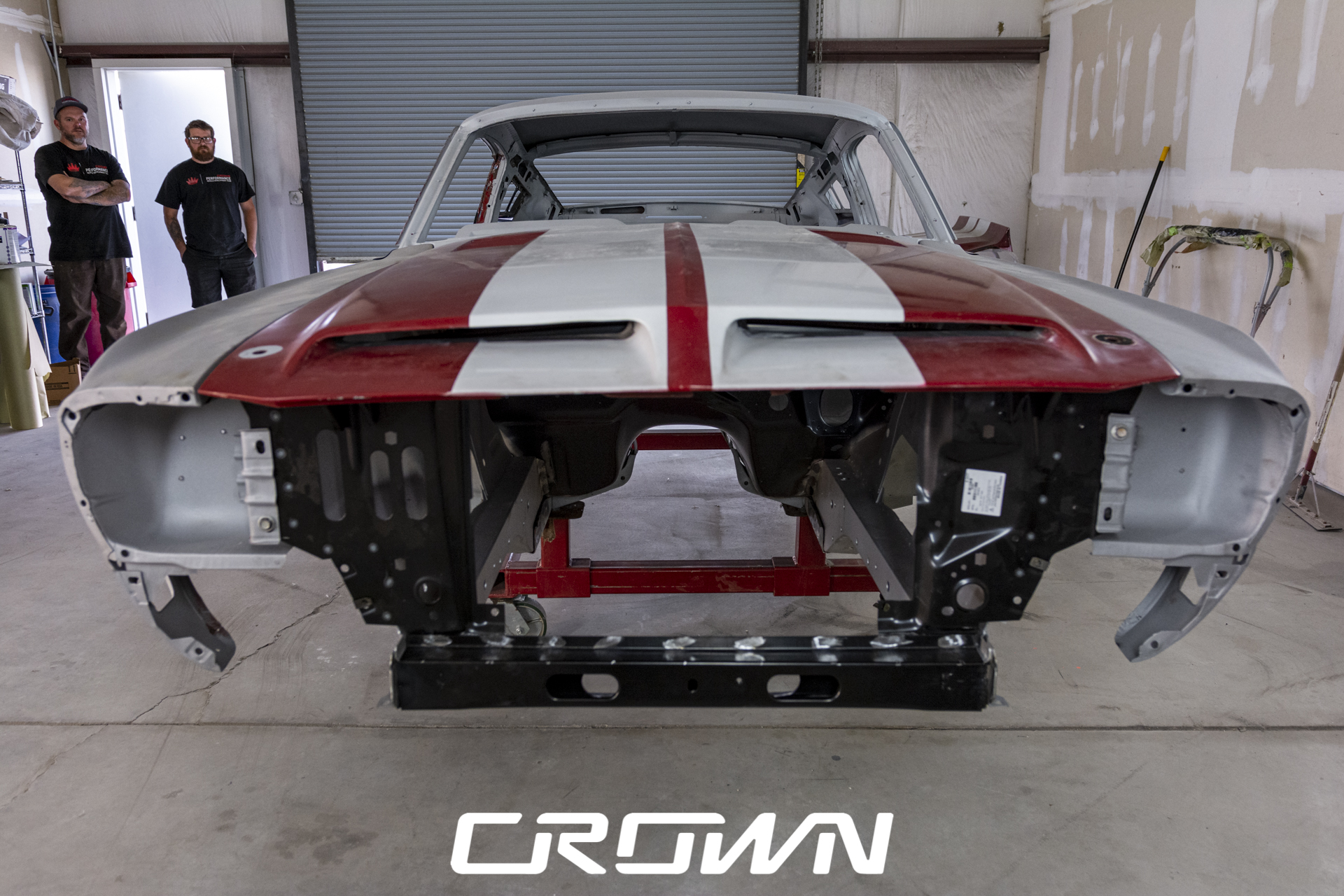 1968 Shelby GT500 Restomod – March Update