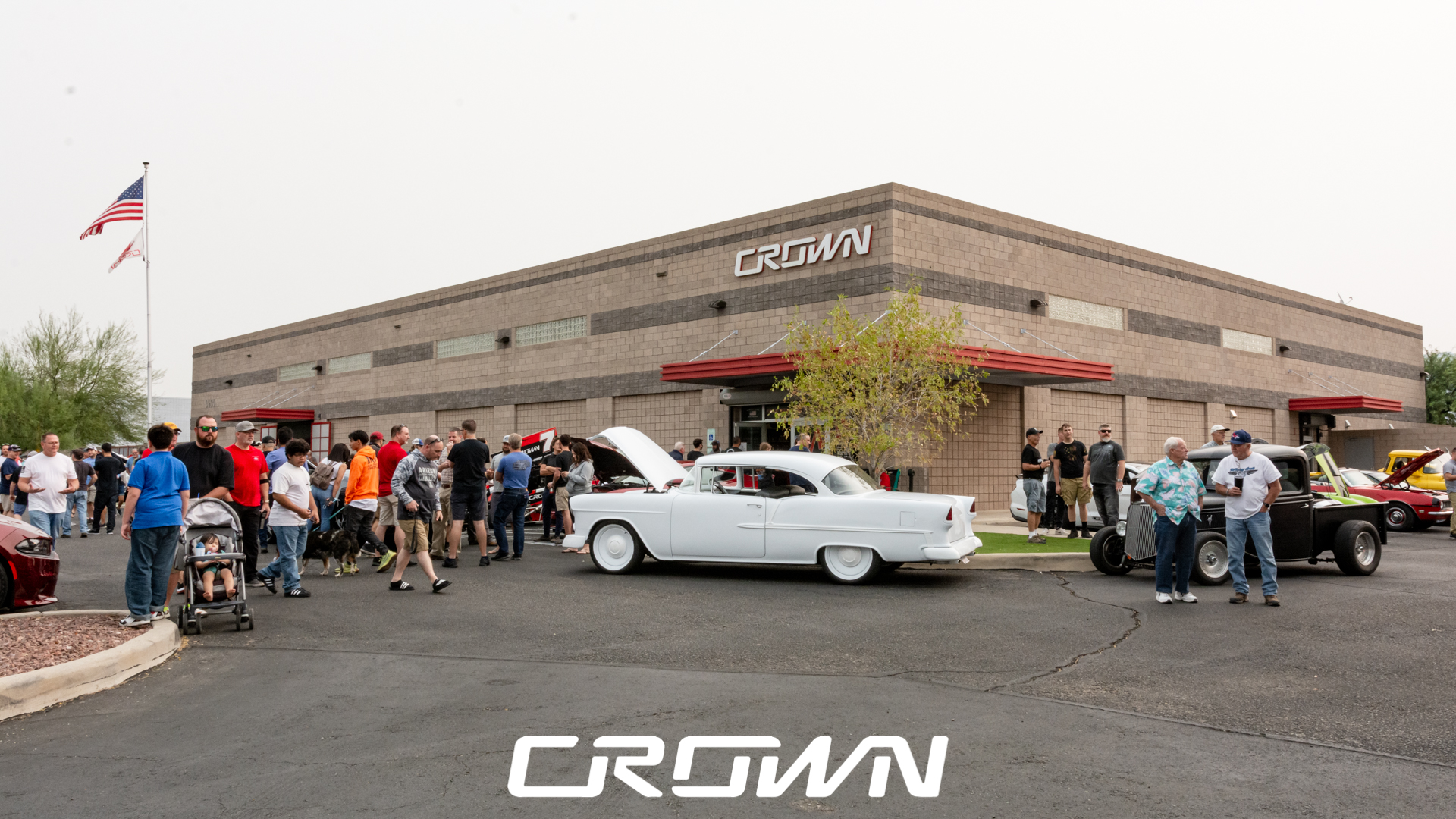 Crown 'Cars and Coffee' Is One of Tucson's Favorite.